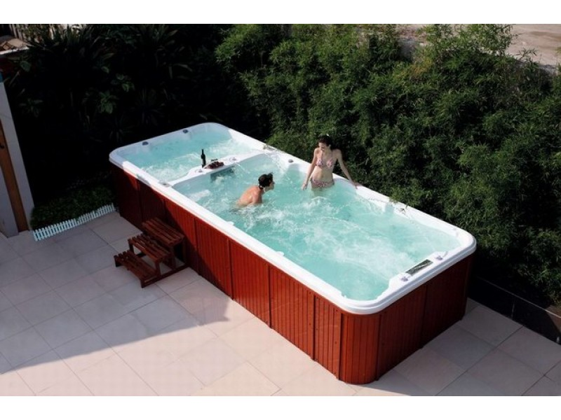 mexda spas 5 metres swim spa wss06 mexda spas. Black Bedroom Furniture Sets. Home Design Ideas